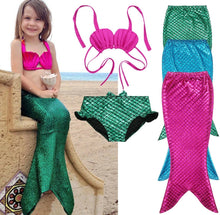 Load image into Gallery viewer, Mermaid Swimsuit