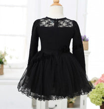 Load image into Gallery viewer, Leyla Dress ~ Black
