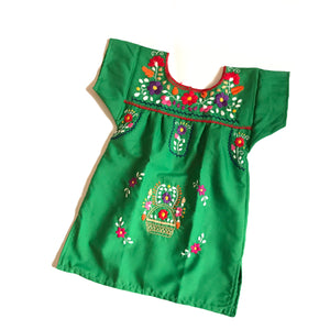 Fiesta Dress Size 4T/5