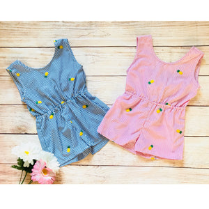 Pineapple Rompers