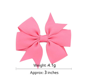 "Set of 40 3"" Bows"