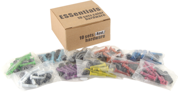 Essentials 10/Pk Assorted Color 1