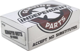 Independent Genuine Kingpin Nuts [48/Pack] Case  | Universo Extremo Boards Skate & Surf