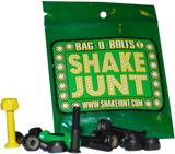 "Shake Junt Bag-O-Bolts Black/Green/Yellow 7/8""(Allen) 1set  