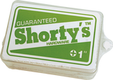 "Shorty's 1"" Green 65/Set Philips Hardware  