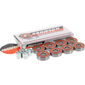 Hard Luck Great Times Ceramic Bearings Single Set