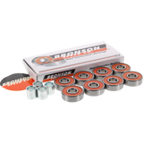 Bronson G2 Bearings Single Set Pack with Spacers+Washers  | Universo Extremo Boards Skate & Surf