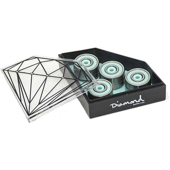 Diamond Smoke Rings Bearings 1set
