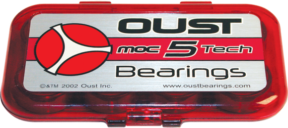 Skateboard Bearings Oust Moc 5 Technical |Universo Extremo Boards