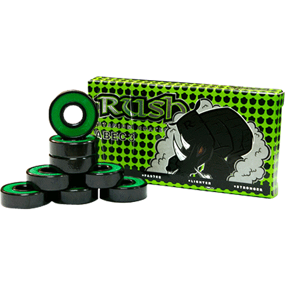 Rush Abec-3 Bearings