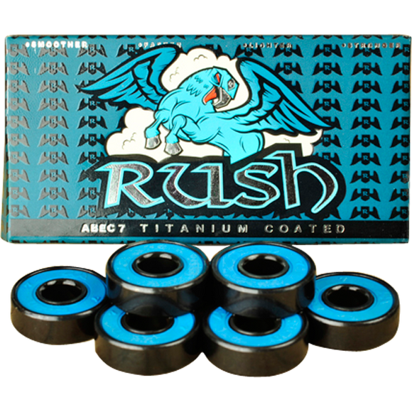 Rush Abec-7 Bearings