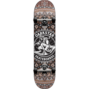 Darkstar Magic Carpet Complete Skateboard -8.0 Black