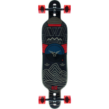 Db Longboards Pioneer 38 Mountains Complete Skateboard -9x38/28.25wb