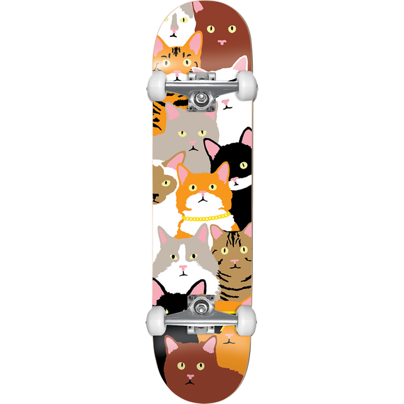 Enjoi Litter Box Complete Skateboard -8.0 Pastel