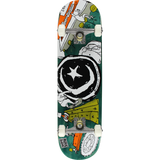 Foundation Star & Moon At Home Complete Skateboard -8.25