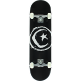Foundation Star & Moon Complete Skateboard -8.0 | Universo Extremo Boards Skate & Surf