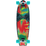 Globe Chromantic Complete Longboard Skateboard -9.7x33 Melted Melon | Universo Extremo Boards Skate & Surf