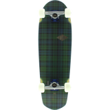 Globe Pusher Complete Longboard Skateboard -8.75x29.5 School Girl Plaid | Universo Extremo Boards Skate & Surf