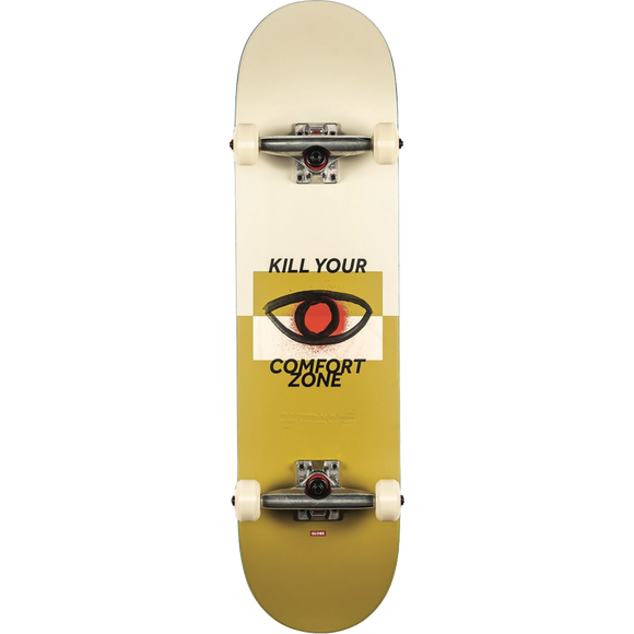 Globe G1 Comfort Zone Complete Skateboard -8.12 Coffee/Curry