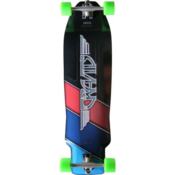 Gravity Downhill 36 M3 Complete Skateboard -10x36/27-28