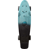"Penny 22"" Cruiser Complete Skateboard Metallic Fade Blue/Black"