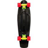 "Penny 27"" Nickel in Rasta Black/Yellow/Green/Red - Complete Skateboard - 100% Brand New Original! 