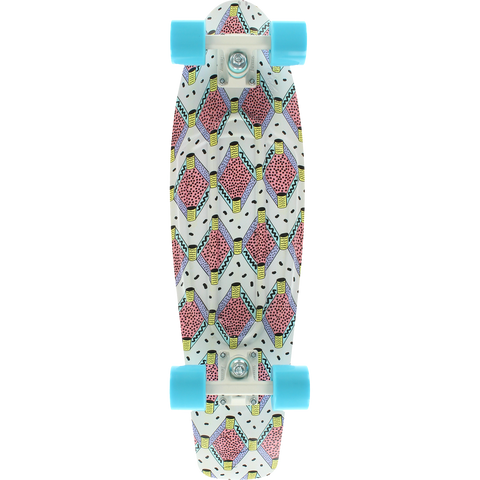 "Penny 27"" Nickel Buffy - Complete Skateboard 