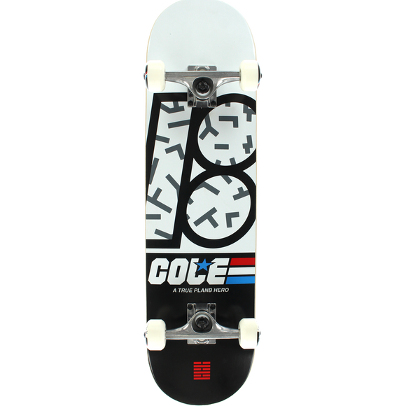 Plan B Cole Shadow Complete Skateboard -8.0 | Universo Extremo Boards Skate & Surf