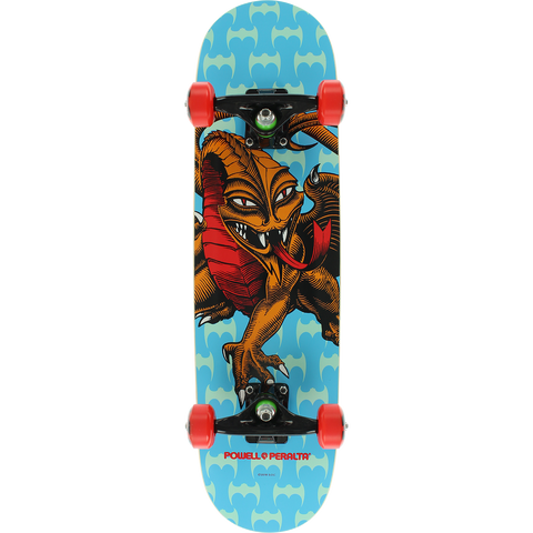 Powell Peralta Cab Dragon Complete Skateboard -7.5 Blue