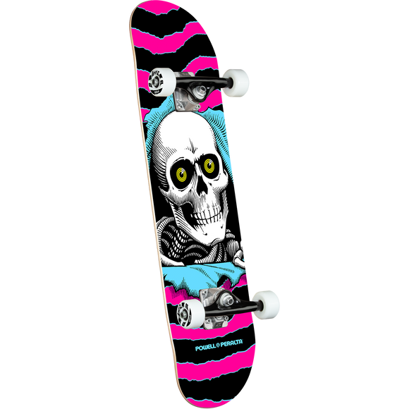 Powell Peralta Ripper Complete Skateboard -7.75 Pink