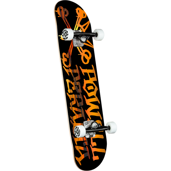 Powell Peralta Vato Rat Sunset Complete Skateboard -7.5 Black