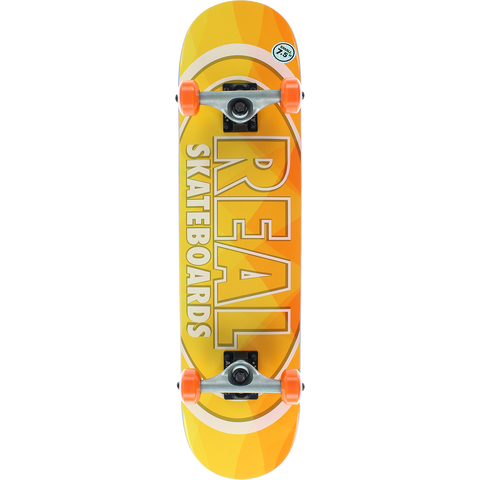 Real New Light Complete-7.5 Yellow Complete Skateboard