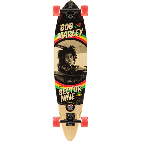 Sector 9 Kingston Complete Skateboard -8.5x34.5/23.65