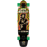 Sector 9 Bamboo Trenchtown Rock Complete Skateboard -8.7x34