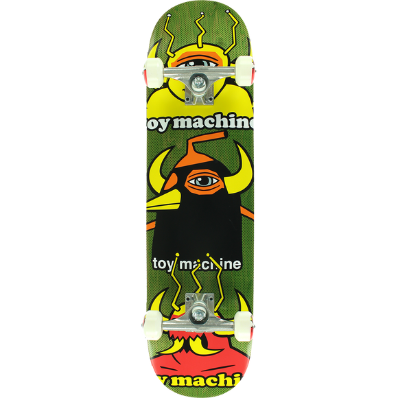 Toy Machine Chopped Up Complete Skateboard -8.0
