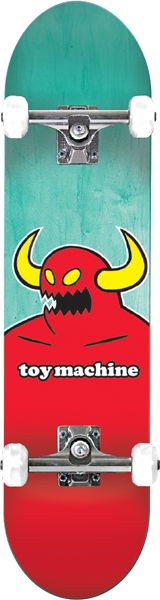 Toy Machine Monster Mini Complete Skateboard -7.37 | Universo Extremo Boards Skate & Surf