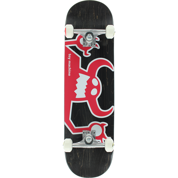 Toy Machine Vice Monster Mini Complete Skateboard -7.37 Asst.Stains