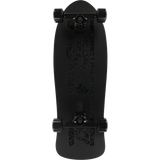 Z-Flex Z-Bar Cruiser Complete Skateboard -9.75x31 Coal Dust