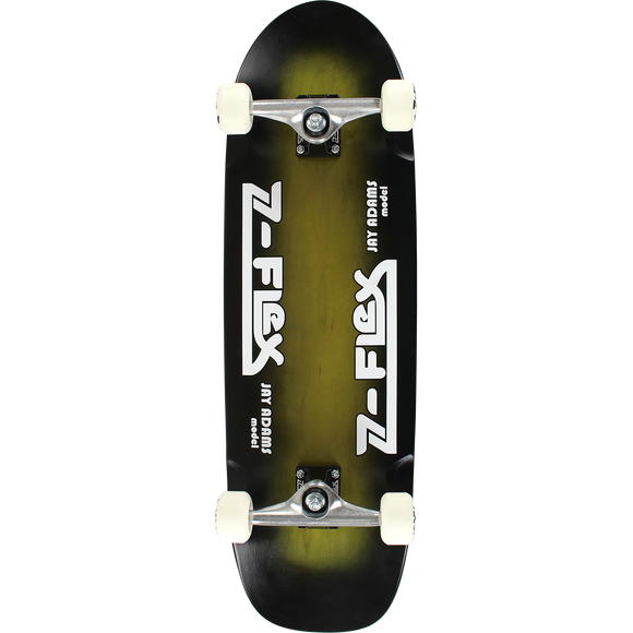 Z-Flex Adams Cruiser Complete Skateboard -9.5x32 Sunburst
