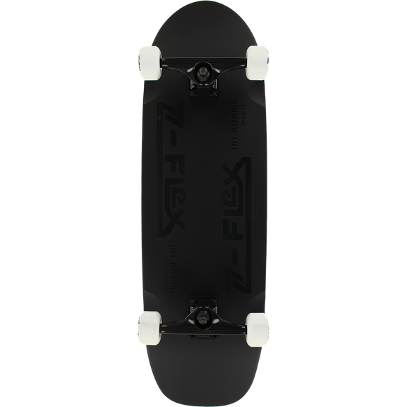 Z-Flex Adams Cruiser Complete Skateboard -9.5x32 Shadow Lurker
