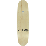 All I Need x Narragansett Beer Crush It Skateboard Deck -8.3