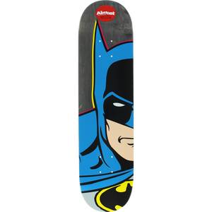 Almost Willow Batman Splitface Deck -7.75 R7 Assembled as COMPLETE Skateboard | Universo Extremo Boards Skate & Surf