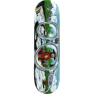 Blind Smith Shades Deck -8.25 Resin7 Assembled as COMPLETE Skateboard | Universo Extremo Boards Skate & Surf