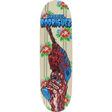 Cliche Rogriguez Drill Deck 8.9 Silkscreen Assembled as COMPLETE Skateboard | Universo Extremo Boards Skate & Surf