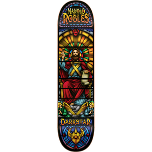 Darkstar Robles Holy Deck -8.25 R7 Assembled as COMPLETE Skateboard | Universo Extremo Boards Skate & Surf