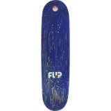 Flip Hkd Spectrum Skateboard Deck -8.25 Blue