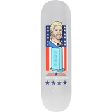 Good Townend Prez Dispenser Deck -8.5 Assembled as COMPLETE Skateboard | Universo Extremo Boards Skate & Surf