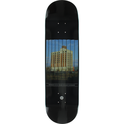 Habitat O'Rourke Photo Collection Md Skateboard Deck -8.12 DECK ONLY