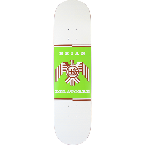Habitat Delatorre Raptor Terratone Skateboard Deck -8.12 DECK ONLY