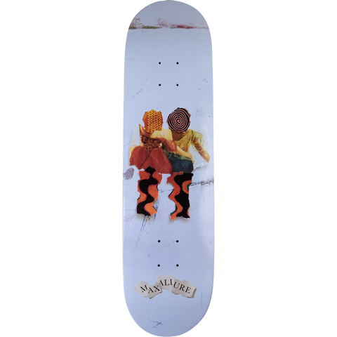 Maxallure Love Story Skateboard Deck -8.12 DECK ONLY